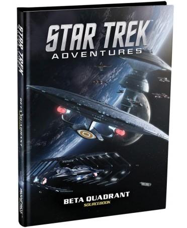 Star Trek Adventures : Beta Quadrant Sourcebook | Boutique Starplayer