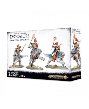 Stormcast Eternals : Evocators sur Dracolines | Boutique Starplayer