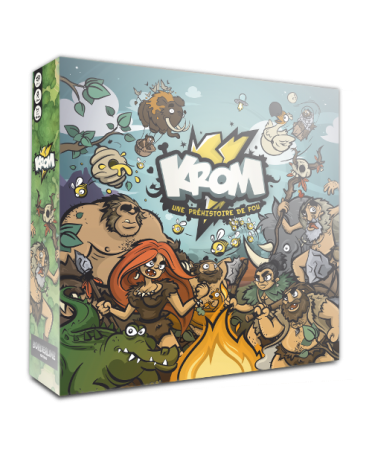 Krom | Boutique de jeu Starplayer