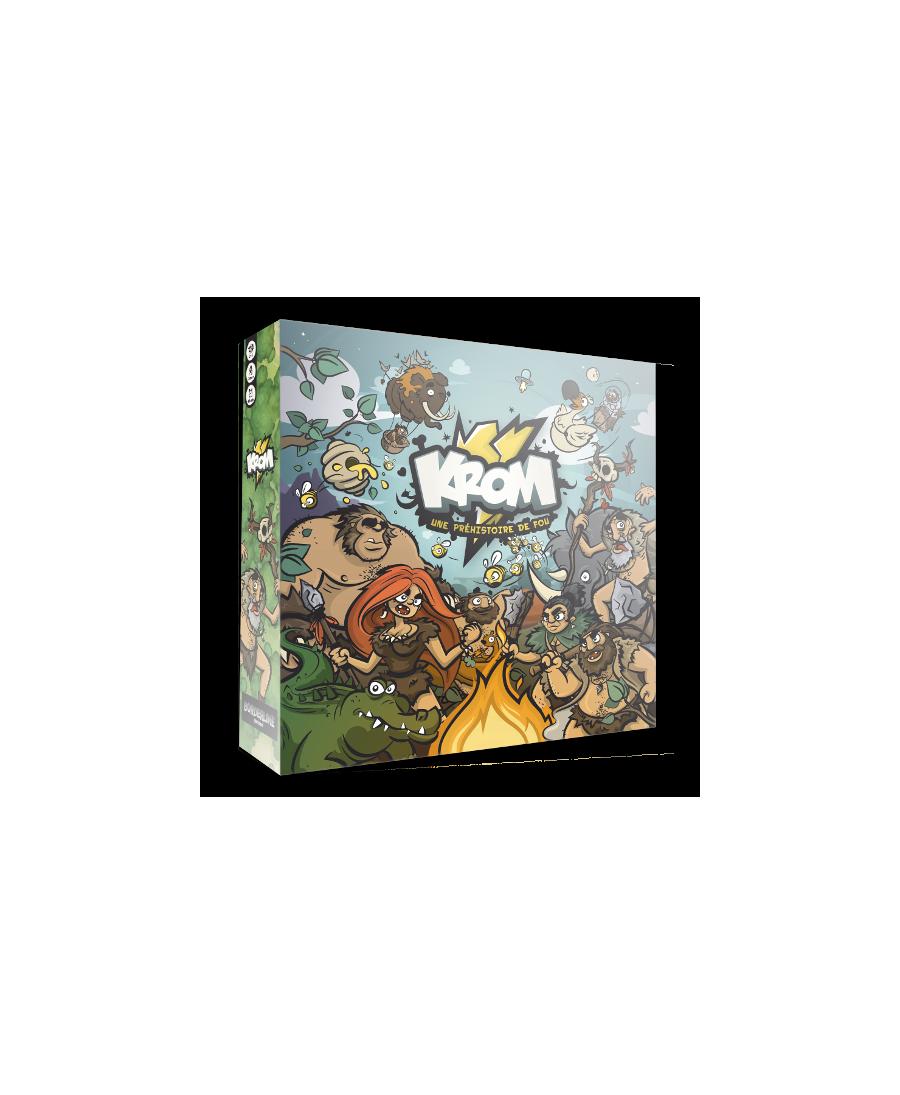Krom | Boutique de jeu Starplayer