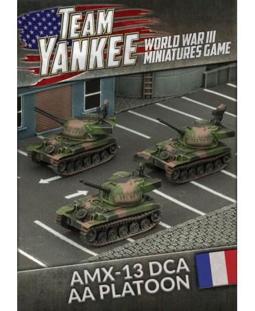 Team Yankee : AMX-13 DCA AA Platoon | Boutique de jeu Starplayer