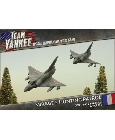 Team Yankee : Mirage 5 Hunting Patrol | Boutique Starplayer