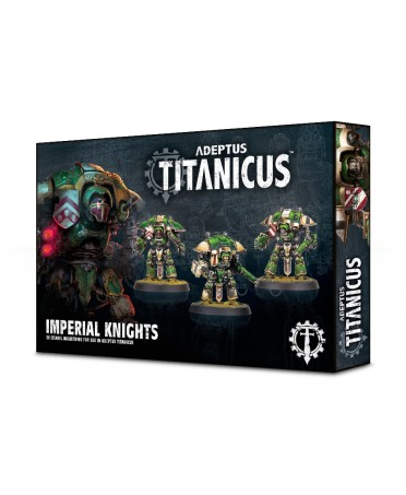 Adeptus Titanicus : Imperial Knights | Jeux de Figurine Starplayer