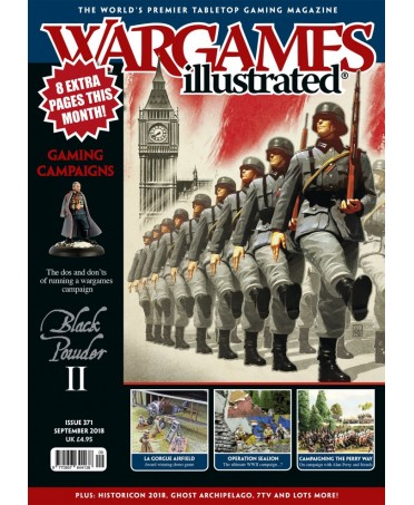 Wargames Illustrated n°371 (VO) | Boutique Starplayer