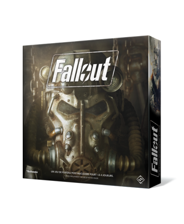 Fallout : le Jeu de Plateau | Boutique Starplayer