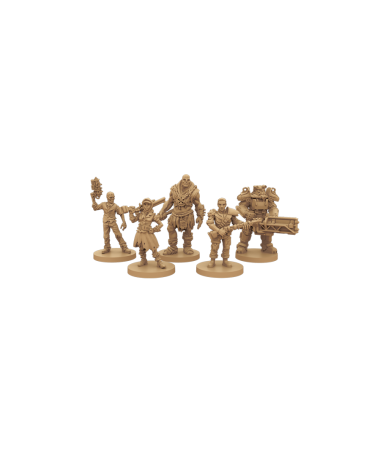 Fallout : figurines | Boutique Starplayer