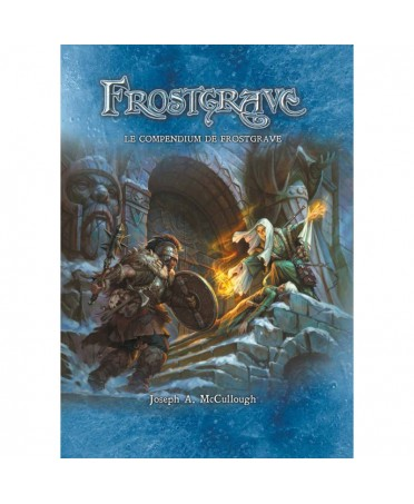 Frostgrave : Compendium | Boutique de jeux de figurines Starplayer