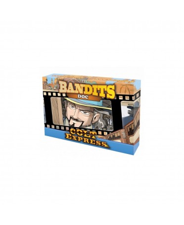 Colt Express : Bandits - Doc | Boutique Starplayer