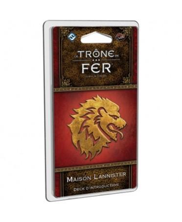 Le Trône de Fer JCE : Maison Lannister - Deck d'introduction | Boutique Starplayer