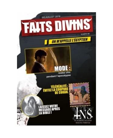 Ins-Mv : Faits Divins n°5 | Boutique Starplayer