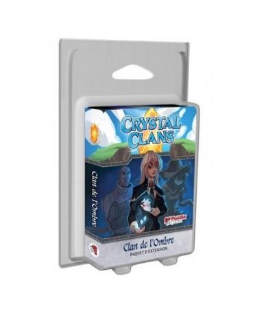 Crystal Clans : Le Clan de l'Ombre | Boutique de jeux Starplayer