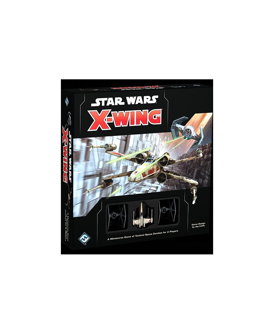 Star Wars X-Wing : Seconde Edition - Boite de base | Boutique Starplayer