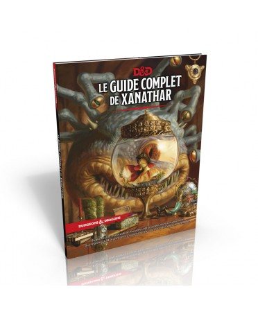 Donjons et Dragons : Le Guide Complet de Xanathar | Jeu de Rôle | Boutique Starplayer