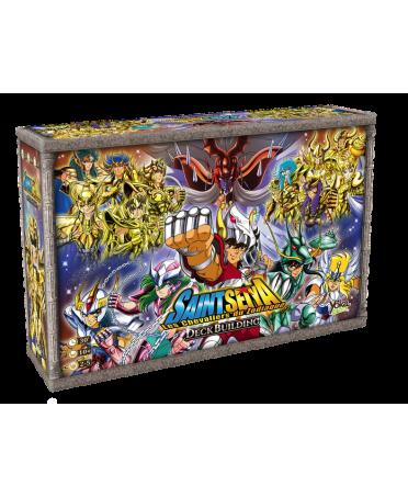 Saint Seiya, Les Chevaliers du Zodiaque | Jeu de Cartes | Boutique Starplayer