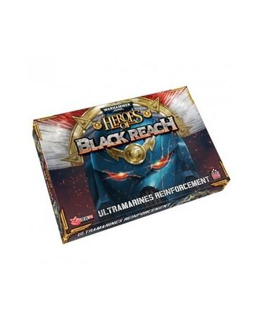 Heroes Of Black Reach : Ultramarines Reinforcements | Boutique Starplayer