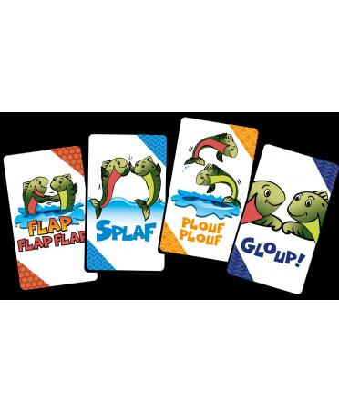 Saumon Frétillant | Jeux de société | Magasin Starplayer