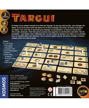 Targui | Jeux de Société | Magasin Starplayer