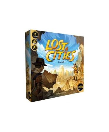 Lost Cities - Cités Perdues (2018) | Jeux de Société | Boutique Starplayer