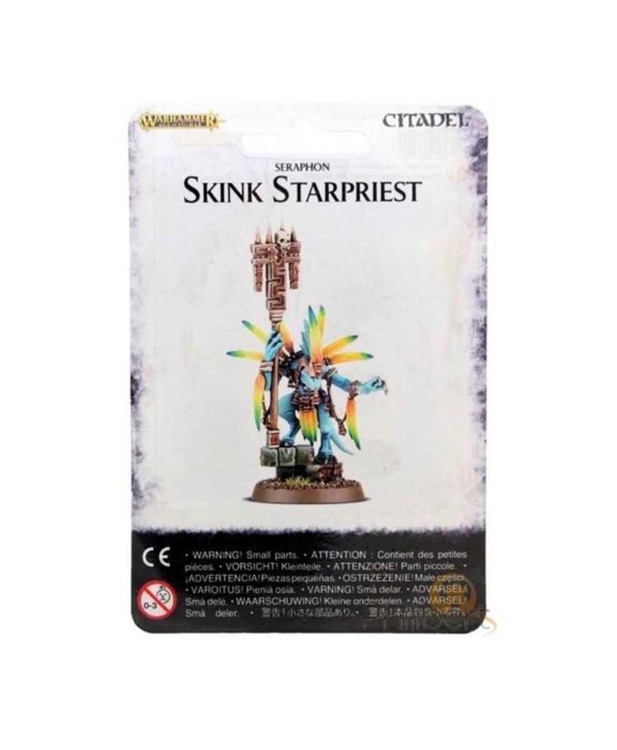 Seraphon : Skink Starpriest | Boutique de Jeux de Figurine Starplayer