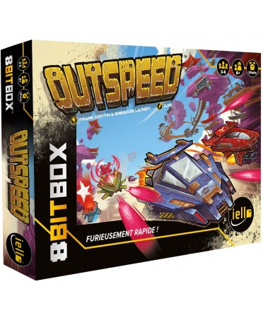 Outspeed | Boutique de Jeux de Société Starplayer