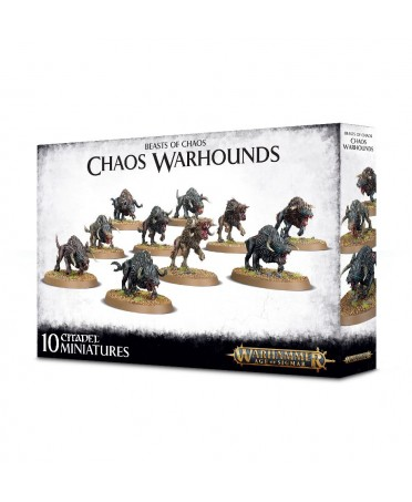 Beasts Of Chaos : Chaos Warhounds | Boutique de Jeux de Figurines Starplayer