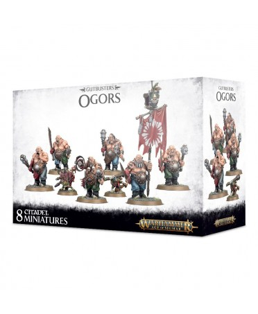 Gutbusters : Ogors | Boutique de jeux de figurines Starplayer