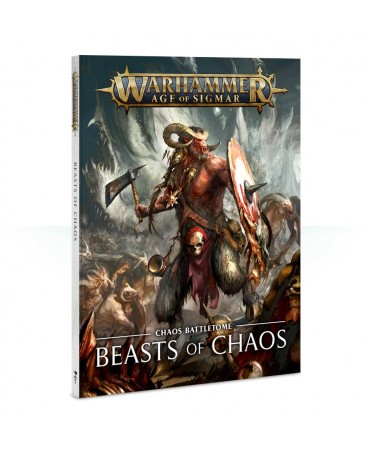 Battletome : Beasts Of Chaos (VF - 2018) | Boutique Starplayer