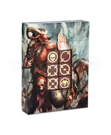 Beasts Of Chaos : Dices | Boutique Starplayer