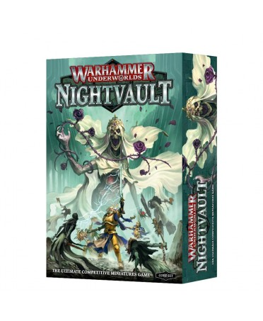 Warhammer Underworlds : Nightvault (VF - 2018) | Boutique Starplayer
