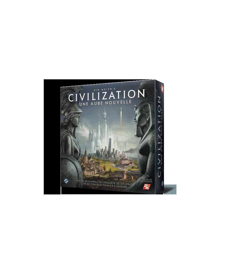Sid Meier's Civilization : Une Aube Nouvelle | Jeu de Plateau | Boutique Starplayer