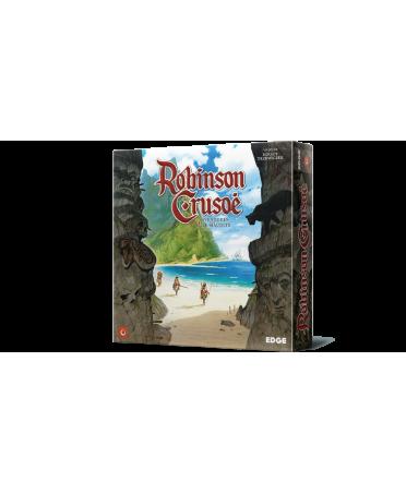 Robinson Crusoé : Aventures sur l'Île Maudite | Boutique Starplayer