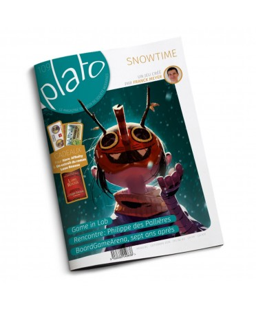 Plato n°109 | Boutique Staplayer