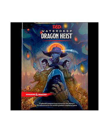 D&D5 : Waterdeep Dragon Heist (VO)   Boutique Starplayer