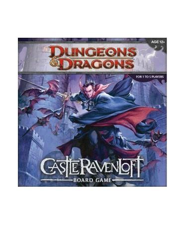 Castle Ravenloft, the boardgame