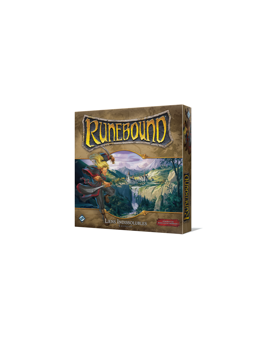Runebound (3ème édition) : Liens Indissolubles | Boutique Starplayer