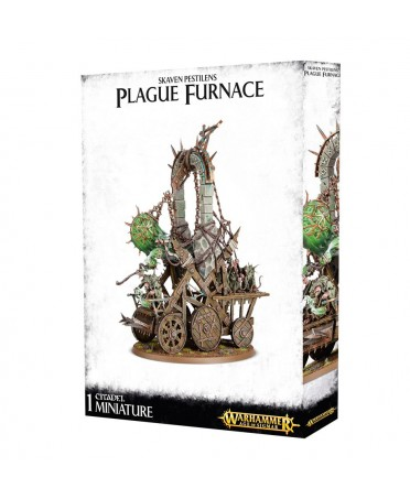 Skavens Pestilens : Plague Furnace | Boutique Starplayer