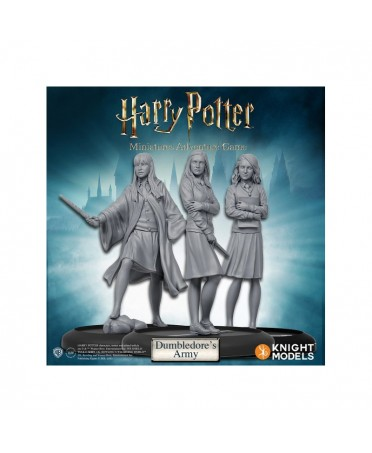 Harry Potter Miniature Adventures Game : Dumbledore's Army | Boutique Starplayer