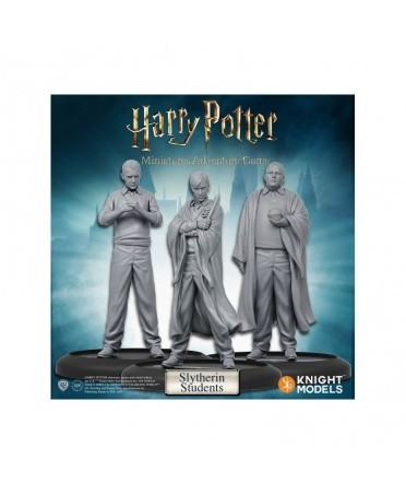 Harry Potter Miniature Adventures Game : Slytherin Students | Boutique Starplayer