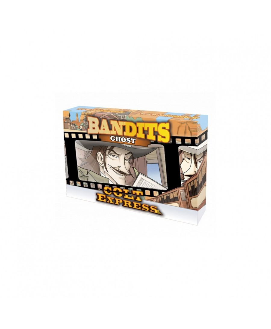 Colt Express : Bandits - Ghost | Boutique Starplayer