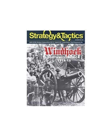 Strategy & Tactics n°313 : Windhoek 1914-15   Boutique Starplayer
