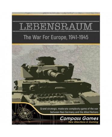 Lebensraum : The War For Europe | Boite de Jeu | Boutique de Wargames Starplayer