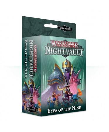Warhammer Underworlds : Les Yeux des Neufs | Eyes Of The Nine | Boutique de jeux de figurines Starplayer