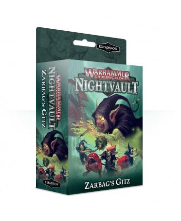 Warhammer Underworlds : Les Krevards de Zarbag | Boutique Starplayer