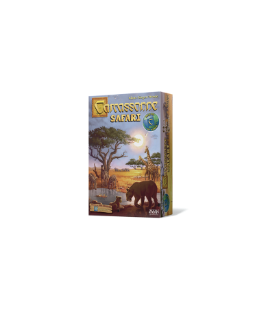 Carcassonne Safari | Boutique Starplayer