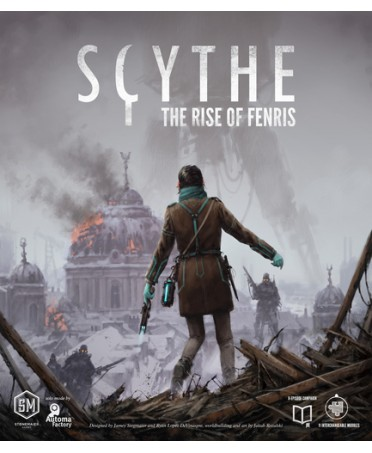 Scythe : Le Réveil de Fenris | Boutique Starplayer