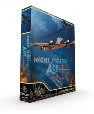 Nightfighter Ace : Air Defense Over Germany, 1943-44 (2018) | Boutique Starplayer