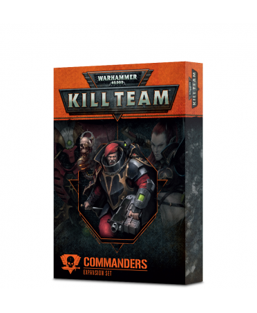 Kill Team : Commanders Expansion | Boutique Starplayer