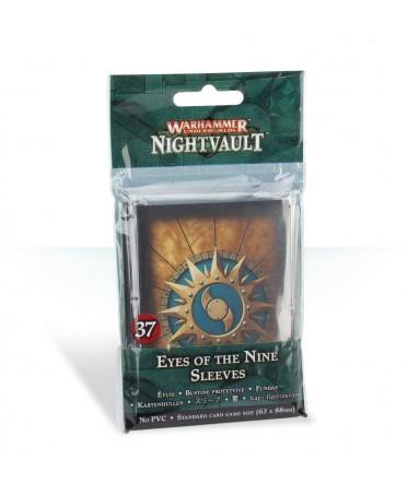 Warhammer Underworlds : Les Yeux des Neufs Sleeves | Boutique Starplayer