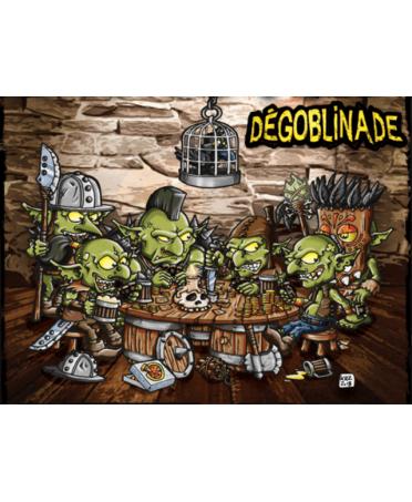 Dégoblinade | Boutique d jeux de société Starplayer