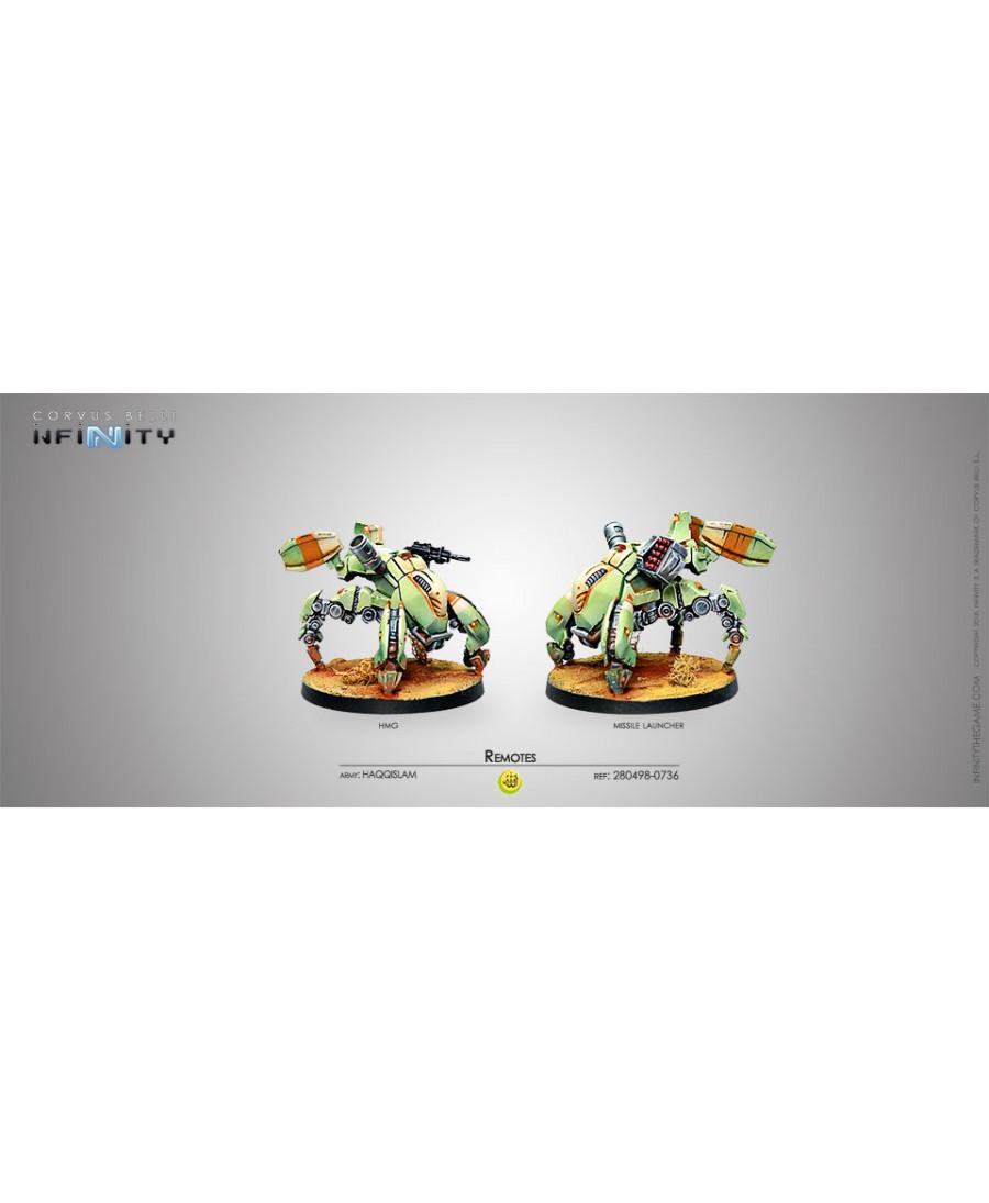 Infinity : Haqqislam Remotes | Boutique Starplayer